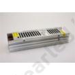 LED tápegység 12V DC IP20 150W szerelhető fémházas slim