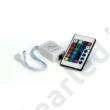 LED távirányító RGB 72W,6A 24 gombos