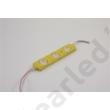 LED modul 12V DC 1,5W sárga