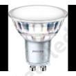 PHILIPS LED spot Gu10 5W 120° 840 550lm 2év