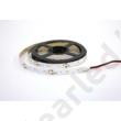 LEDszalag beltéri IP20 SMD2835 60LED 4,8W/m meleg