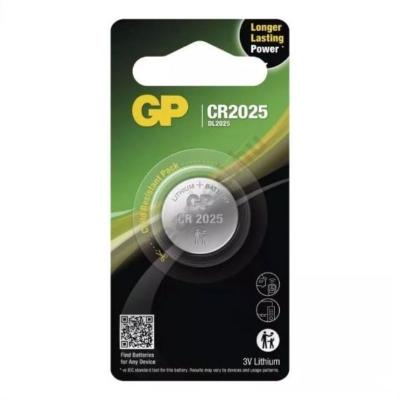 GP B1525 lítium gombelem CR2025