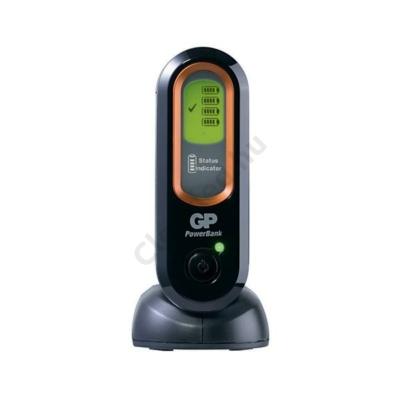 GP B0060 akkumulátor gyorstöltő, + 4xAA 2700mAh, LCD