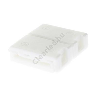 LED szalag toldó, 10mm