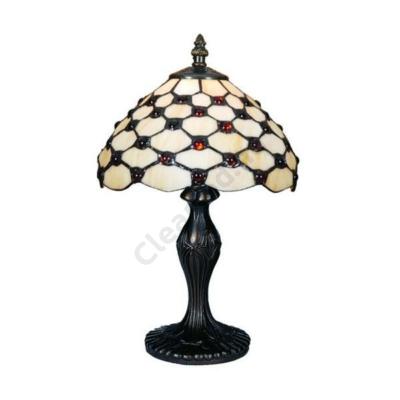 LUXERA 67 TIFFANY asztali lámpa, E14