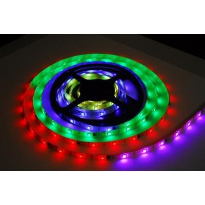 LED szalag DRGB kültéri IP54 SMD5050 30LED 7,2W/m