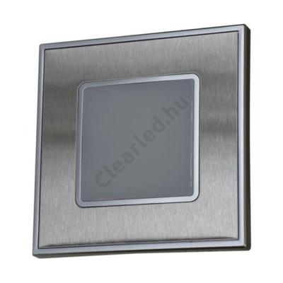 LUXERA 48303 STEP LIGHT 1W/60lm 4000K matt króm lépcsővilágító