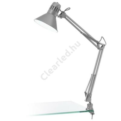 EGLO 90874 FIRMO satus íróasztali lámpa E27 ezüst