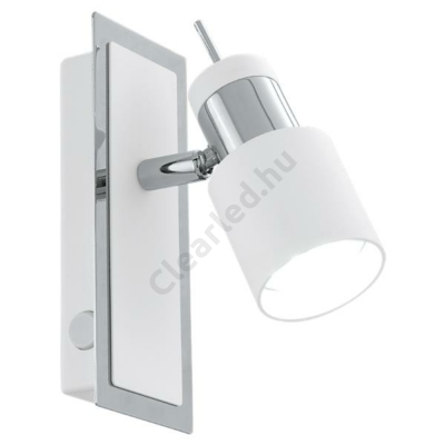EGLO 92084 DAVIDA LED 1 LED fali spot lámpa Gu10