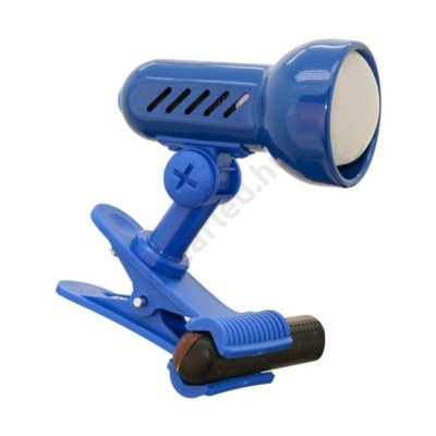 LUXERA 20023 METRO csiptethető lámpa kék E14 R50 40w