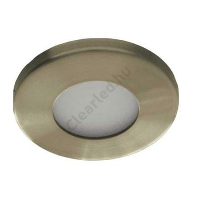 KANLUX 04710 MARIN CT-S80-AB fürdőszobai beépíthető lámpa, MR16, patinált réz