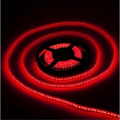 LED szalag beltéri IP20 SMD3528 120LED 9,6W/m piros