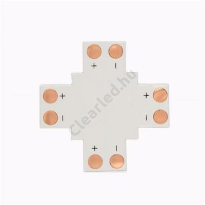 LED szalag kiegészítő 3528, PCB elosztó 8mm