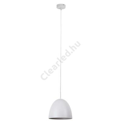 RABALUX 2590 Olivia, függeszték, D30 cm, belül matt fehér, kívül matt fehér bura