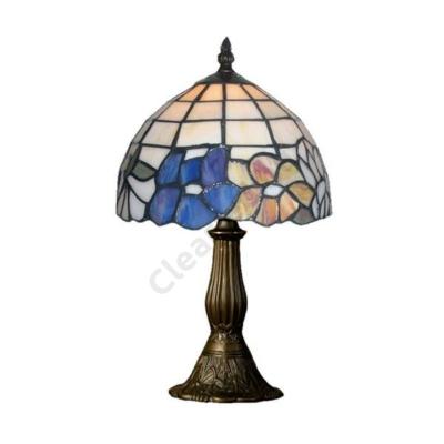 LUXERA 107 TIFFANY asztali lámpa E14 40W