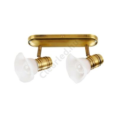 Nowodvorski 252 ORION 2 x E14 fali lámpa
