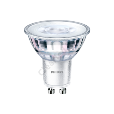 PHILIPS LED spot Gu10 4,6W 50W 36° 827 355lm 2év