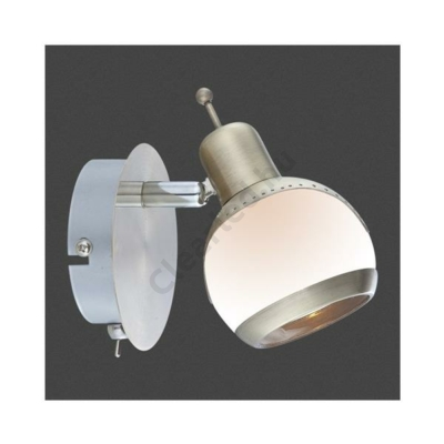 GLOBO 56101-1 GALVIN fali lámpa, G9, 33W