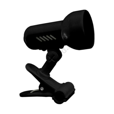 LUXERA 20020 METRO csiptethető lámpa fekete E14 R50 40w