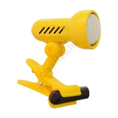 LUXERA 20026 METRO csiptethető lámpa sárga E14 R50 40w