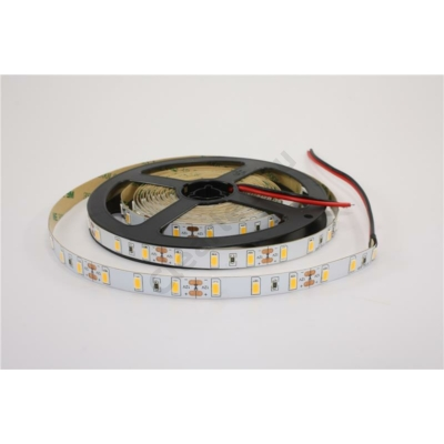 LED szalag beltéri IP20 SMD5630 60LED 18W/m meleg fehér