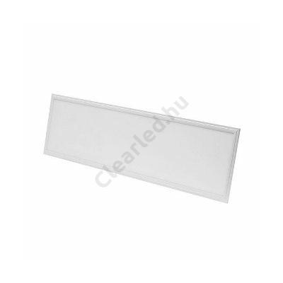 LED panel 48W 300X1200mm fehér keret 4000K