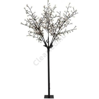 GLOBO 39114 VIRIDIS kültéri LED fa, 400 LED, meleg fehér