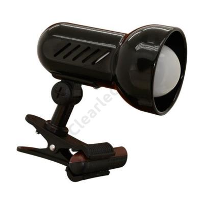 LUXERA 20031 METRO csiptethető lámpa fekete E27 R80 60w