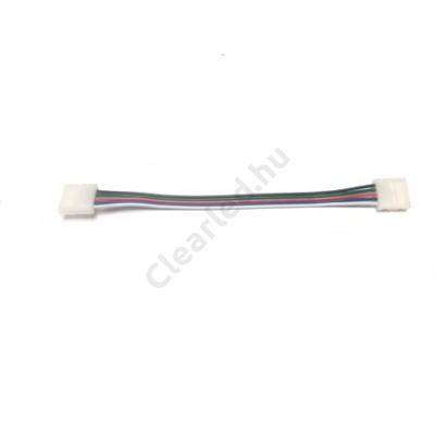 LED szalag összekötő, RGBW