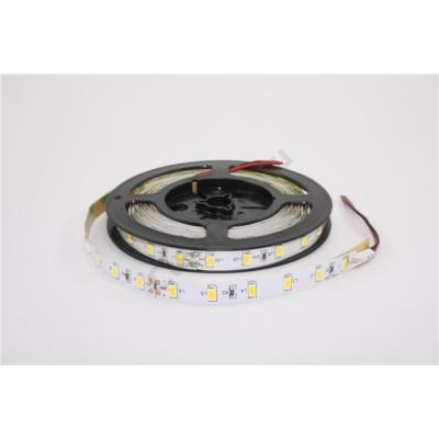 LED szalag 24V beltéri IP20 SMD5630 60LED 17,2W/m meleg fehér