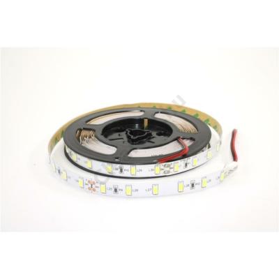 LED szalag 24V beltéri IP20 SMD5630 60LED 17,2W/m hideg fehér
