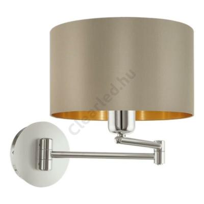 EGLO 95055  MASERLO textil fali lámpa