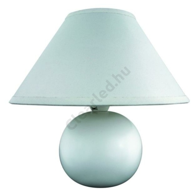 Rábalux 4901 Ariel krámia, asztali, fehér