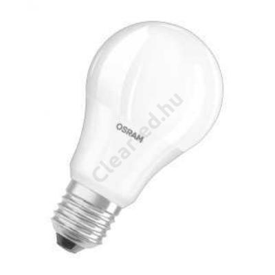Osram LED normál E27 10W 75W 2700K 1055lm 1év