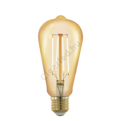 EGLO 11696 E27 4W ST64 filament dekor1700K 320Lm