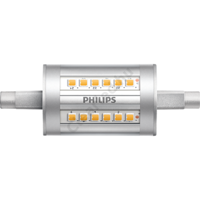 PHILIPS R7s LED linear 7,5W-60W, 830, 950lm