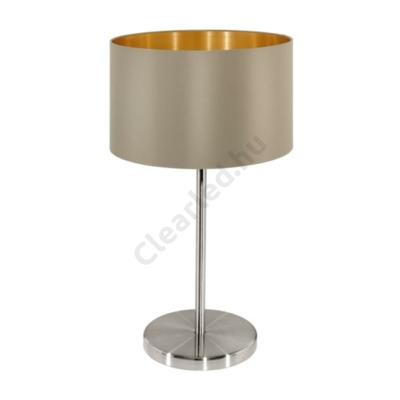 EGLO 31629 MASERLO textil asztali lámpa