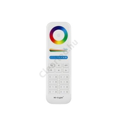 RGB+CCT 8 zónás távírányító