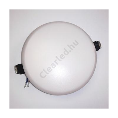 LED panel beépíthető 10W kerek 3000K perem nélküli kivitel