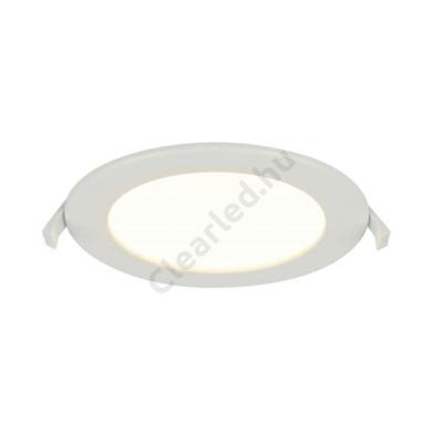 GLOBO 12391-12 UNELLA beépíthető LED panel, kerek, 12W