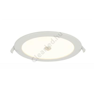 GLOBO 12392-18s POLLY mozgásérzékelős LED panel, kerek, 18W