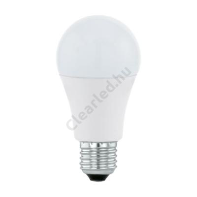 EGLO 11481 E27 A60 semleges fehér