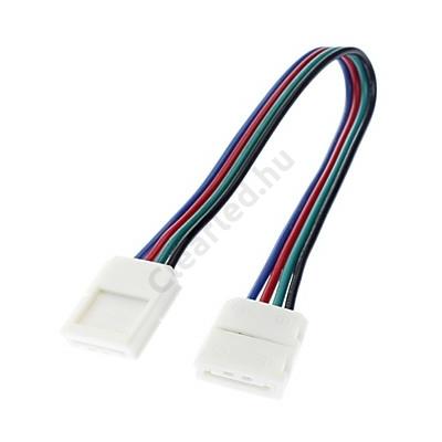 LED szalag összekötő, RGB