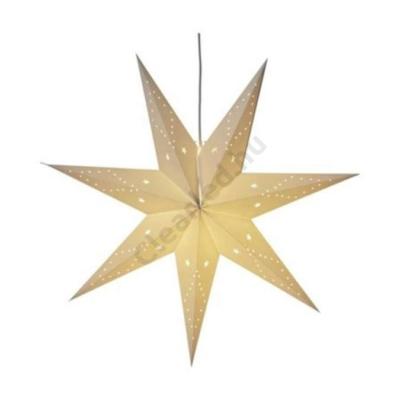 EMOS ZY2178 karácsonyi dekorációs függeszték, papír csillag