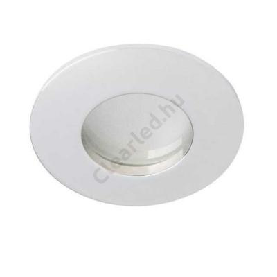 KANLUX 26305 QULES AC O-C fürdőszobai beépíthető lámpa, Gu10 kerek, króm