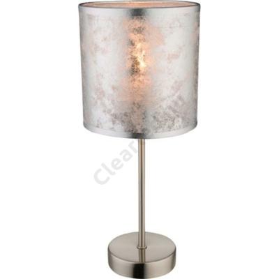 Globo 15188T 1X40W ezüst AMY-I asztali lámpa