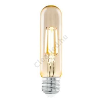 EGLO 11554 4W T32 filament dekor cső meleg fehér 2200K