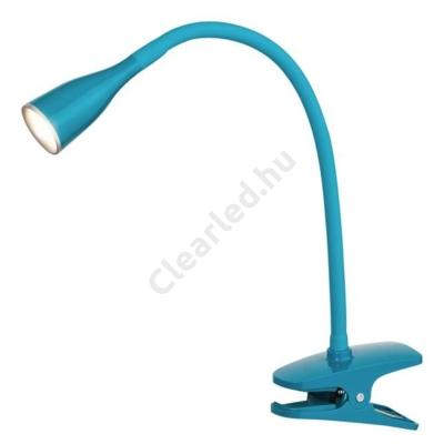 Rábalux 4195 Jeff csiptetős asztali LED 4,5W kék