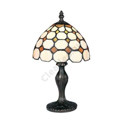 LUXERA 101 TIFFANY asztali lámpa, E14