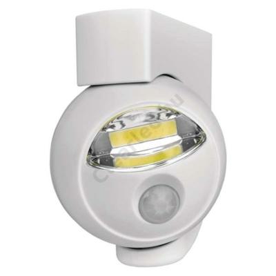 EMOS P3311 mozgásérzékelős éjszakai lámpa, 3 x AA